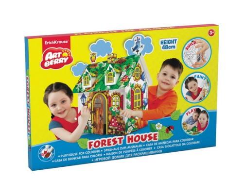 Игровой домик для раскрашивания Artberry/Forest house