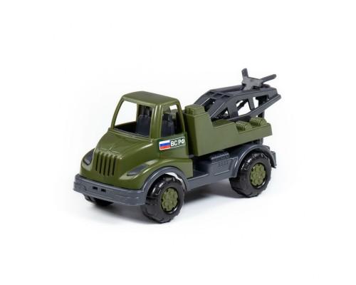 Автомобиль-эвакуатор военный Кнопик