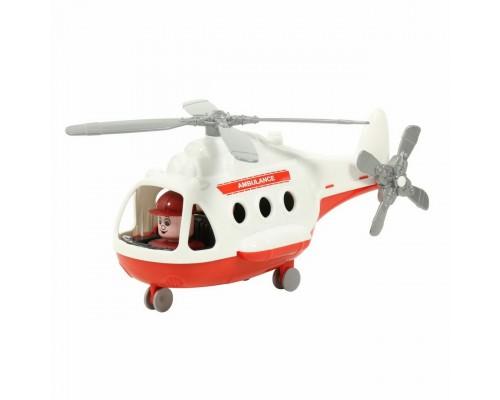 """Вертолет - скорая помощь """"Альфа"""""""