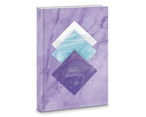 Ежедневник (недатированный) А5 128 листов Сиреневое настроение