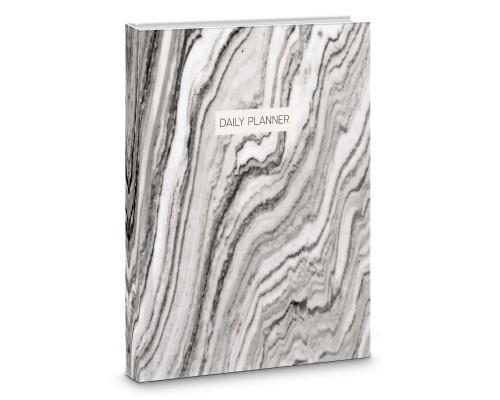 Ежедневник (недатированный) А5 128 листов Благородные текстуры