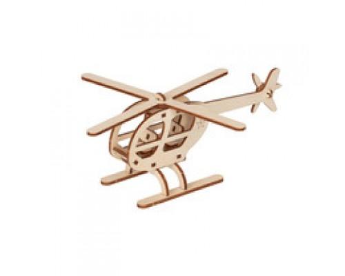 ПАЗЛЫ 3D TAR-05 Вертолет фанера