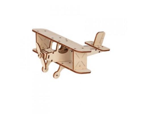 ПАЗЛЫ 3D TAR-02 Самолет фанера